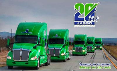 Jasso Logistics adquiere 10 unidades en nuestra agencia matriz Kenworth Del Rio Bravo