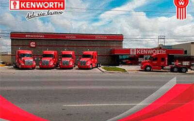VIGA EXPRESS SA DE CV firma la adquisición de 5 unidades Kenworth